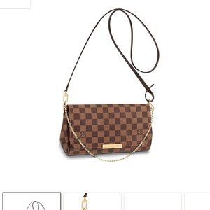 Authentic 2019 Louis Vuitton Favorite MM